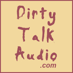 dirty talk audio banner